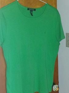 Green t-shirt Ralph Lauren